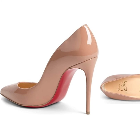 0ce5ad779addd Christian Louboutin Shoes | Pigalle Follies 100mm Pump | Poshmark